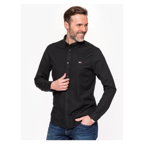 "Tommy Jeans ""Oxford Shirt"" Black Tommy Hilfiger"