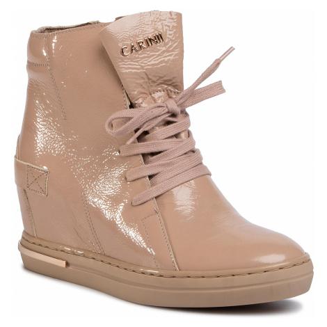 Sneakersy CARINII - B5486 O31-000-000-B88