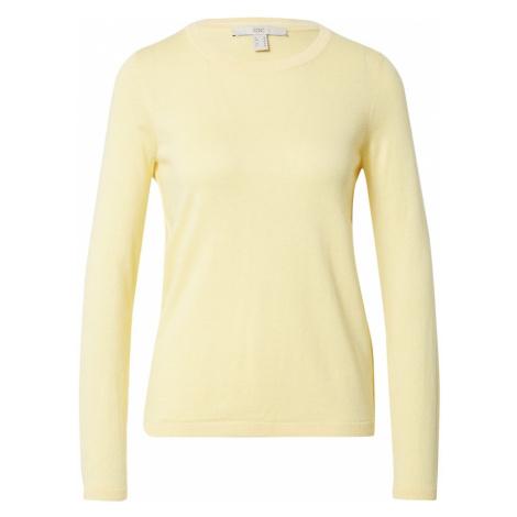 EDC BY ESPRIT Koszulka żółty