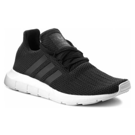 Buty adidas - Swift Run B37726 Cblack/Cblack/Ftwwht