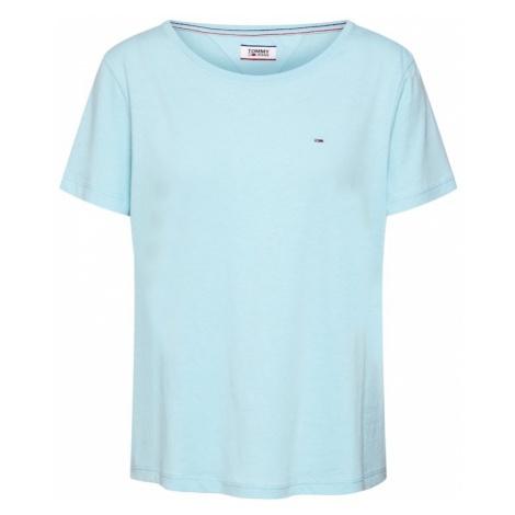 Tommy Jeans Koszulka 'SOFT' jasnoniebieski Tommy Hilfiger