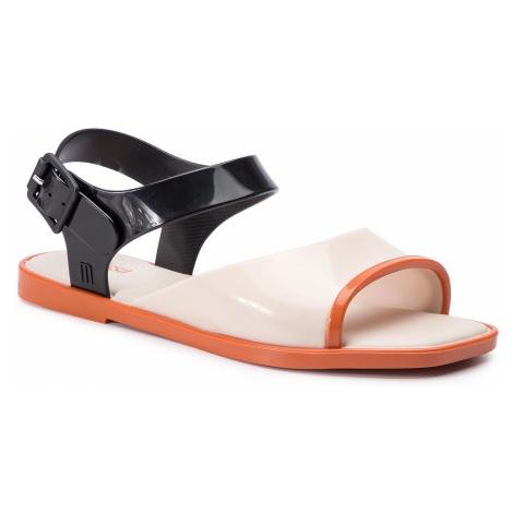 Sandały MELISSA - Crush Ad 32431 Beige/Orange/Black 53514