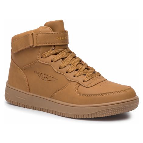 Sneakersy SPRANDI - WP40-8415Y Camel