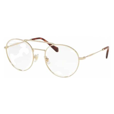 Glasses MU 51RV ZVN1O1 Miu Miu