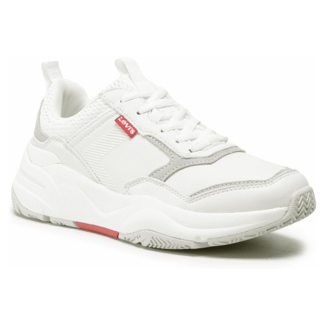 Sneakersy LEVI'S® - West 232031-795-51 Regular White Levi´s