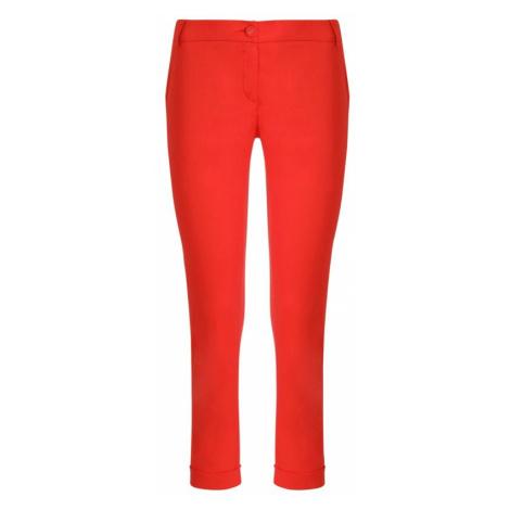 Spodnie materiałowe Patrizia Pepe