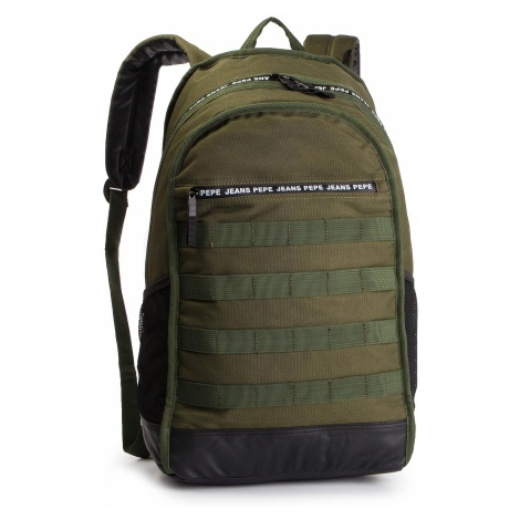 Plecak PEPE JEANS - Belard PM030529 Dk Olivie 768