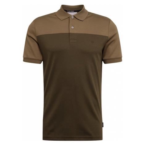 Calvin Klein Koszulka khaki
