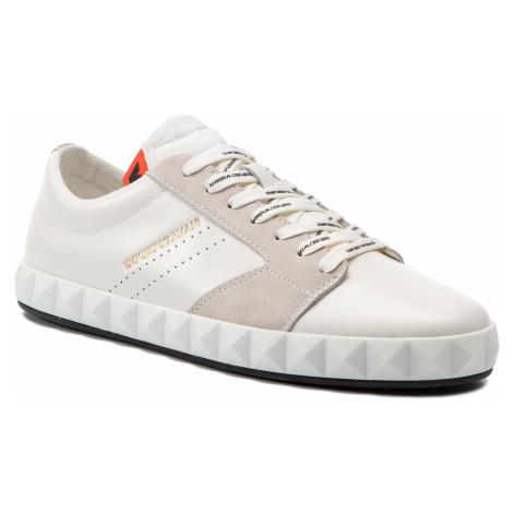 Sneakersy EMPORIO ARMANI - X4X254 XL694 B262 Off White