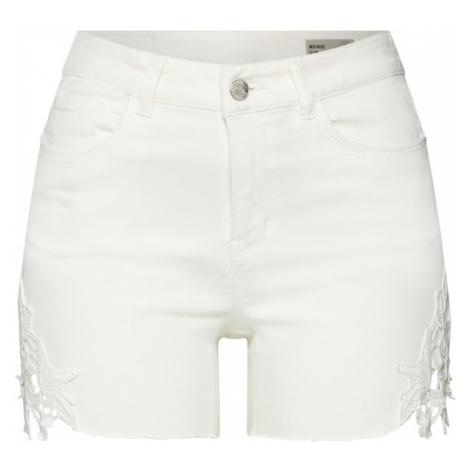 VERO MODA Spodnie biały