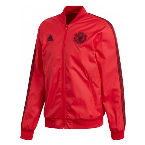 """Bluza adidas Manchester United Anthem (DX9077)"""
