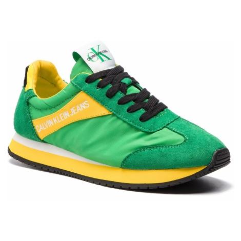 Sneakersy CALVIN KLEIN JEANS - Jill R8527 Multi Green