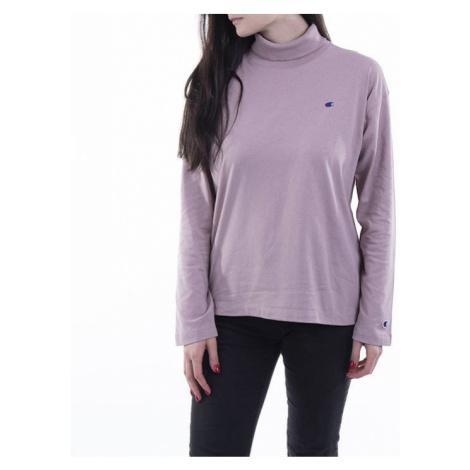 Koszulka Golf damski Champion High Neck Longsleeve T-Shirt 113362 PS007