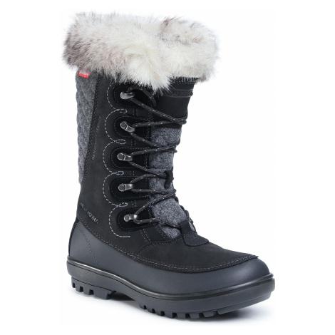 Śniegowce HELLY HANSEN - W Garibaldi Vl 11592-991 Jet Black/Jet Black/Charcoal