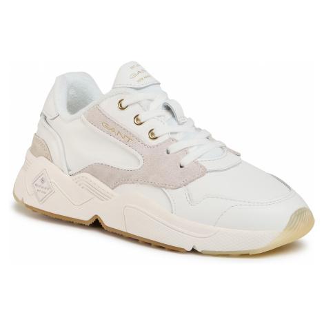 Sneakersy GANT - Nicewill 21531870 White G29