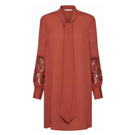 Mint&berry Sukienka koszulowa 'M32_SS19_2-1-C_101' rdzawobrązowy