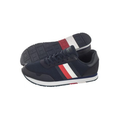Sneakersy Corporate Material Mix Runner FM0FM02688-DW5 Desert Sky (TH101-a) Tommy Hilfiger
