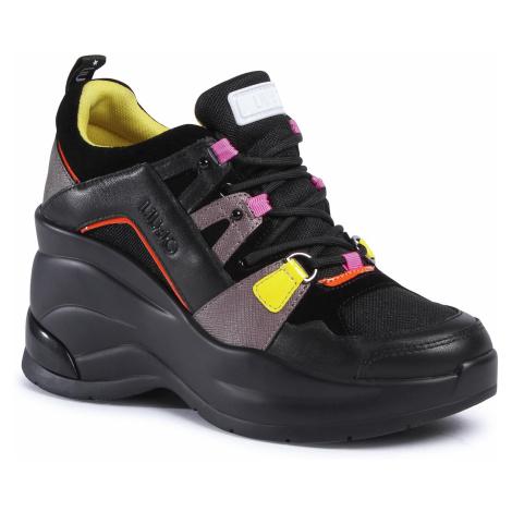 Sneakersy LIU JO - Karlie Revolution 26 BF0095 PX120 Black 22222