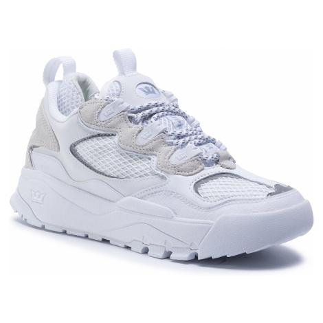 Sneakersy SUPRA - Muska2000 06582-100-M White