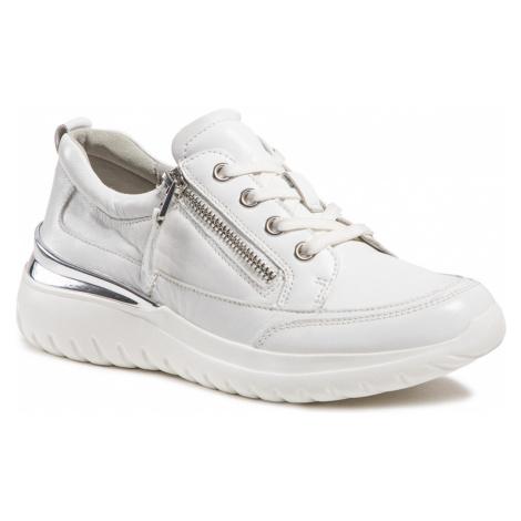 Sneakersy CAPRICE - 9-23713-26 White Softnap. 160