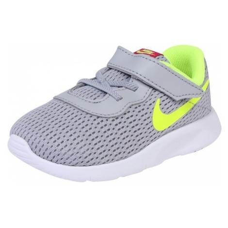 Nike Sportswear Trampki 'Tanjun Toddler' żółty / szary
