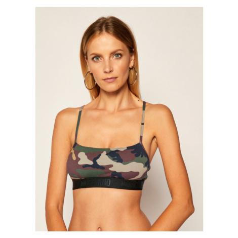 Moschino Underwear & Swim Biustonosz braletka 46 339 018 Zielony