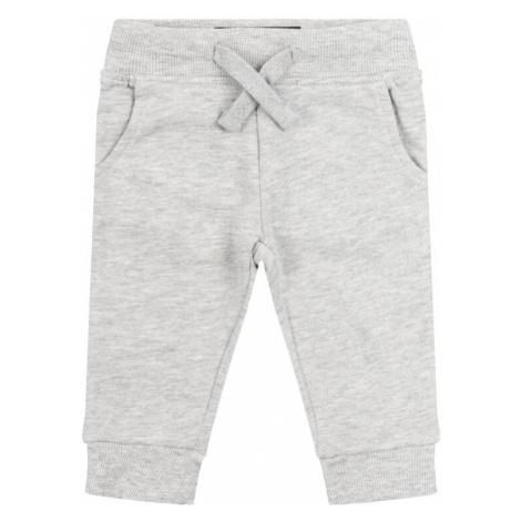 Guess Spodnie dresowe I93Q04 K5WK0 Szary Regular Fit