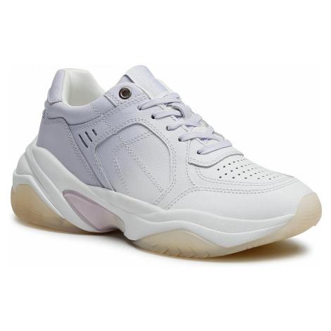 Sneakersy TAMARIS - 1-23735-26 White/Lilac 158