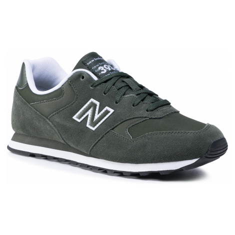 Sneakersy NEW BALANCE - ML393LR1 Zielony