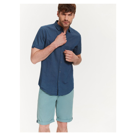 Top Secret MEN'S SHIRT SHORT SLEEVE