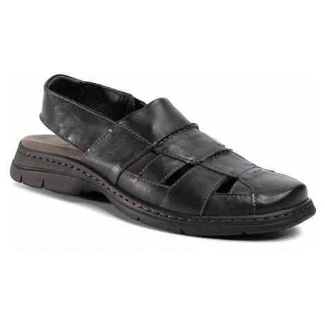 Sandały GO SOFT - MI20-BONDY-01 Black