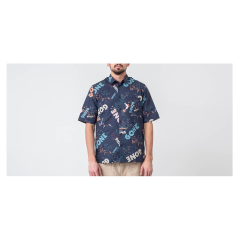 WOOD WOOD Thor Shirt Flowers Multi