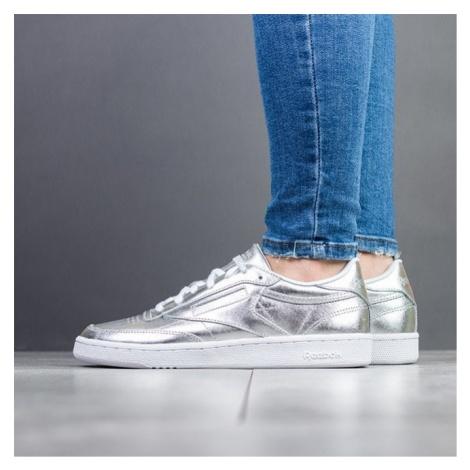 Buty damskie sneakersy Reebok Club C 85 S Shine CM8686