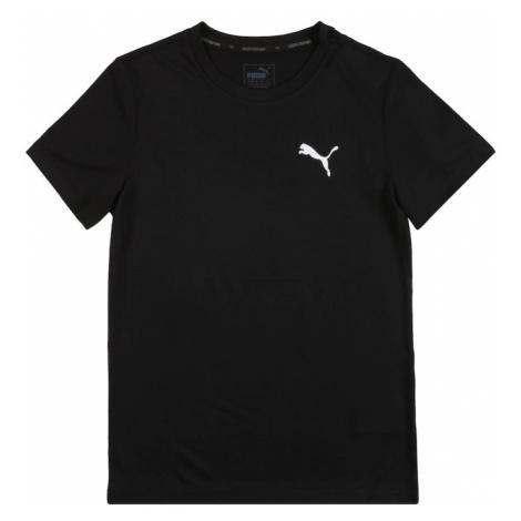 PUMA Koszulka funkcyjna 'Active ' czarny