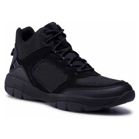 Sneakersy CLARKS - Ervin Mid 261536227 Black