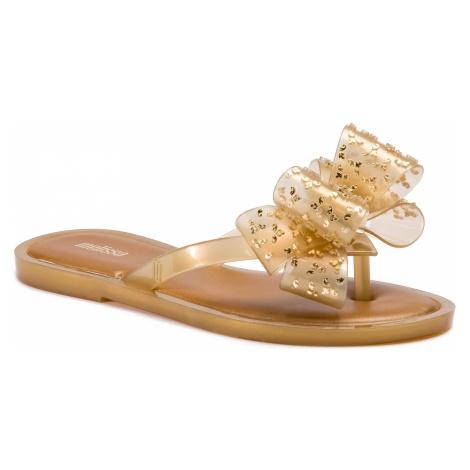 Japonki MELISSA - Flip Flop Sweet Ad 32447 Beige/Gold 51808