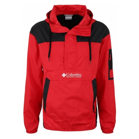 COLUMBIA Kurtka outdoor 'Challenger' czerwony / czarny
