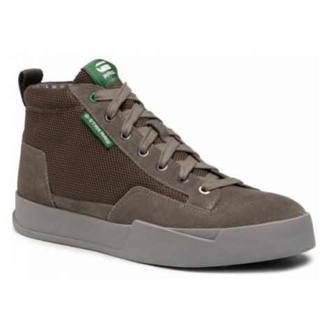 G-Star Raw Sneakersy Rackam Core Mid D19929-B700-281 Zielony