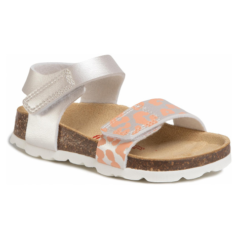 Sandały SUPERFIT - 6-00123-10 M Weiss