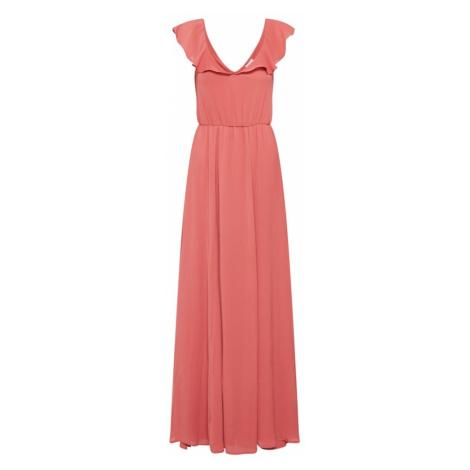VILA Sukienka 'VIRANNSIL' melonowy