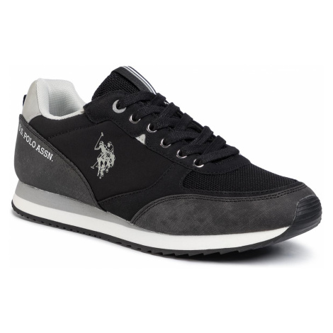 Sneakersy U.S. POLO ASSN. - Bryson WILYS4123S0/YH1 Blk