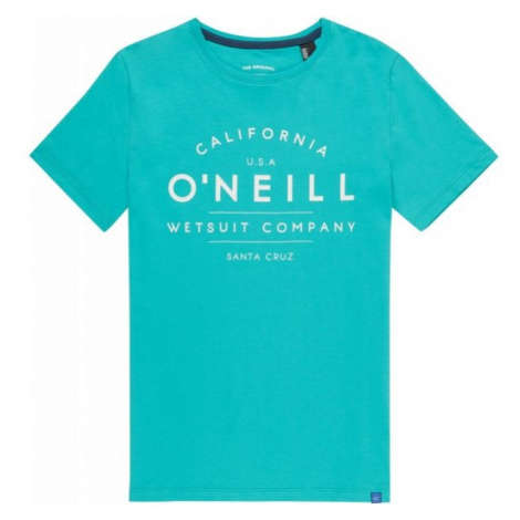 O'Neill LB ONEILL S/SLV T-SHIRT zielony 116 - Koszulka chłopięca