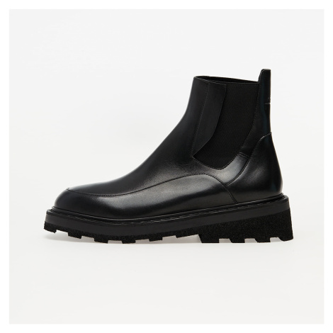 A-COLD-WALL* Oxford Boot Leather Black