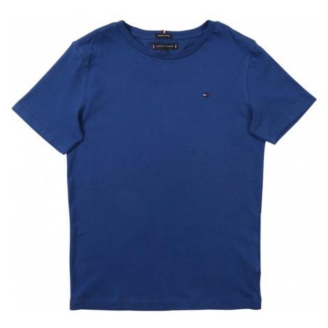 TOMMY HILFIGER Koszulka 'Essential Original' królewski błękit