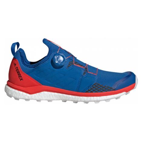 Buty adidas Terrex Agravic Boa M Czerwono-Niebieskie