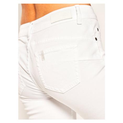 Liu Jo Jeansy WA0186 T8123 Biały Regular Fit