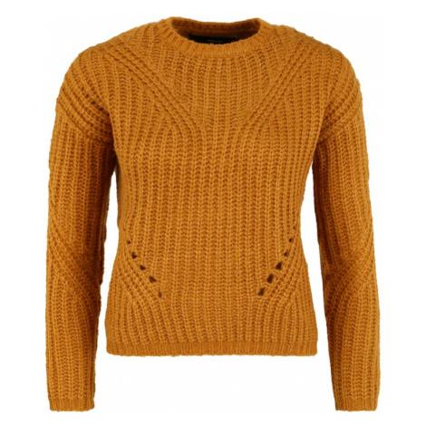 Vero Moda Petite Sweter 'Paca' żółty