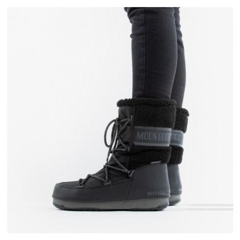 Buty damskie Moon Boot Monaco Wool Mid WP 24009000 001