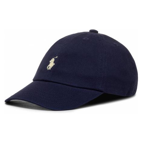Czapka z daszkiem POLO RALPH LAUREN - Bsr 710548524006 Relay Blue