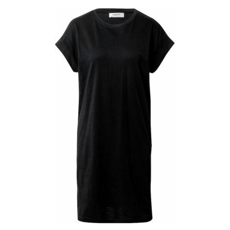 MOSS COPENHAGEN Letnia sukienka 'Alvidera' czarny
